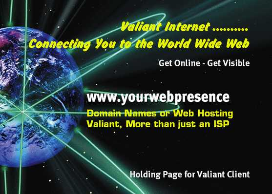 Valiant Internet